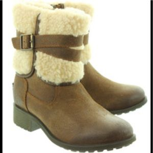 UGG Blayre II Ankle Boots